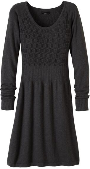 Prana W's Zora Dress Charcoal